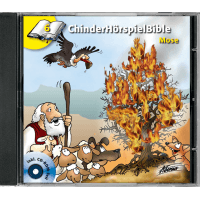 MOSE - CHINDERHÖRSPIELBIBLE CD